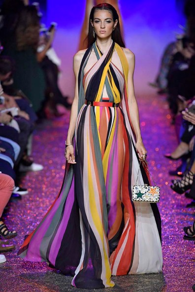 Elie Saab Paris RTW Spring Summer 2017 October 2016