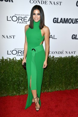LOS ANGELES, CA - NOVEMBER 14: Actress Jenna Dewan Tatum attends Glamour Women Of The Year 2016 at NeueHouse Hollywood on November 14, 2016 in Los Angeles, California. (Photo by Steve Granitz/WireImage) *** Local Caption *** Jenna Dewan Tatum