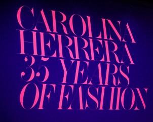 An Evening Honoring Carolina Herrera: Presented by Lincoln Center