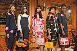 Kate Spade New York : Spring 2017 Fashion Presentation