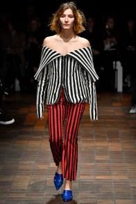 Marques Almeida London Womenswear Fall Winter 17 London February 2017