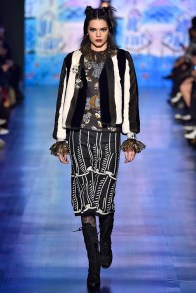 Anna Sui New York Womenswear Fall Winter 2017 New York Feb 2017