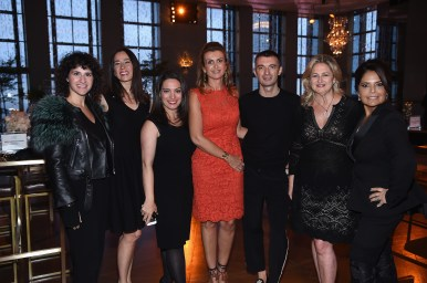 NEW YORK, NY - APRIL 19: The Tiffany & Co team attends Harper's BAZAAR 150th Anniversary Event presented with Tiffany & Co at The Rainbow Room on April 19, 2017 in New York City. (Photo by Dimitrios Kambouris/Getty Images for Harper's BAZAAR)