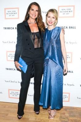 Brooke Shields, Naomi Watts