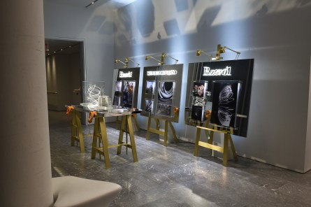 BVLGARI CELEBRATES LAUNCH OF : NEW B.ZERO1 'DESIGN LEGEND' COLLECTION BY ZAHA HADID