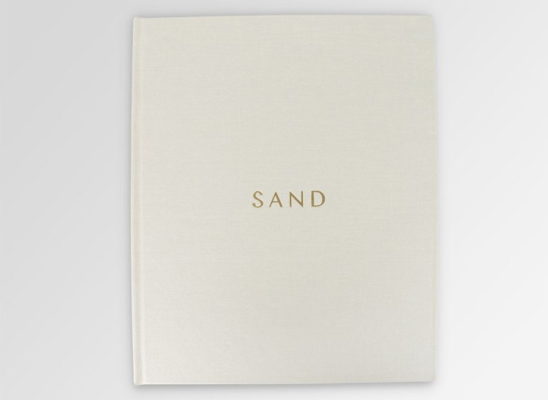 SAND Exclusive Book Cover