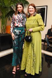 Glenda Bailey, Miranda Kerr