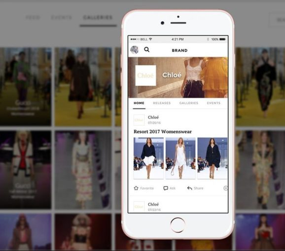 Fashion GPS Gets an Update GPS Radar is available on both iOS and Android  Industry member can create  an account or learn more on the GPS Radar Homepage