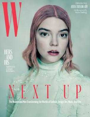 W April 2017 Cover
