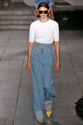 Carolina Herrara New York Fashion Week Spring Summer 2018 NY September 2017
