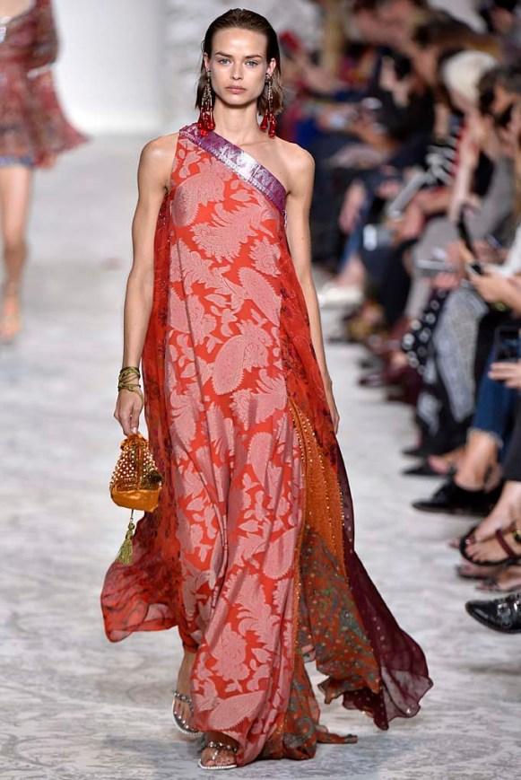 Etro Milan Fashion Week Spring Summer 2018 Milan September 2017