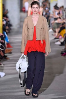 3 1 Phillip Lim New York Fashion Week Fall Winter 2017 NY September 2017