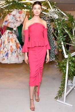 Milly New York Fashion Week Spring Summer 2018 NY September 2017