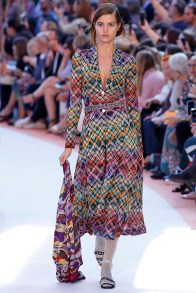 Missoni Milan Fashion Week Spring Summer 2018 Milan September 2017