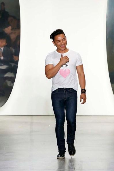 Prabal Gurung New York Fashion Week Spring Summer 2018 NY September 2017
