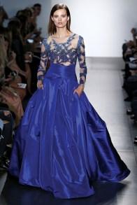 Pamella Roland New York Fashion Week Spring Summer 2018 NY September 2017