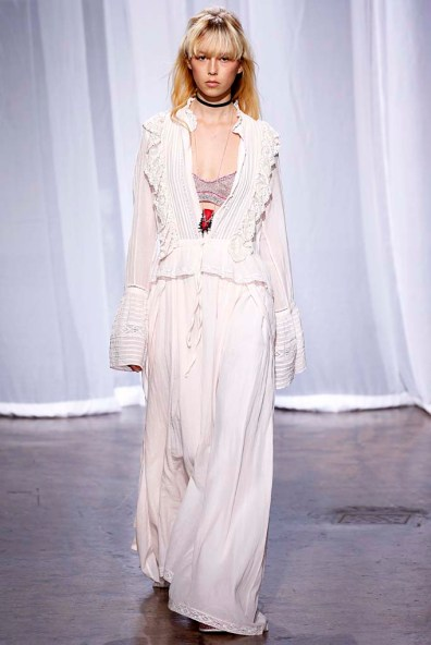 Zadig et Voltaire New York Fashion Week Spring Summer 2018 NY September 2017