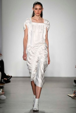 Zero Maria Cornejo New York Fashion Week Spring Summer 2018 NY September 2017