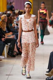 Miu Miu Paris Fashion Week Spring Summer 2018 Paris September/October 2017