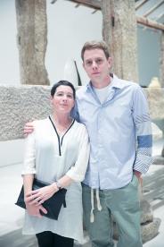 Sara Flynn, Jonathan Anderson