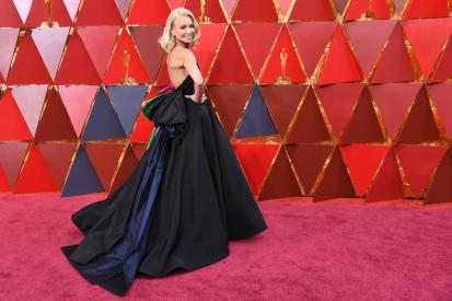 Kelly Ripa in Christian Siriano(Getty Images)
