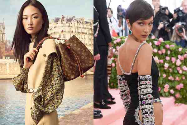 Louis Vuitton Heads to Texas, Bella Hadid Is the World