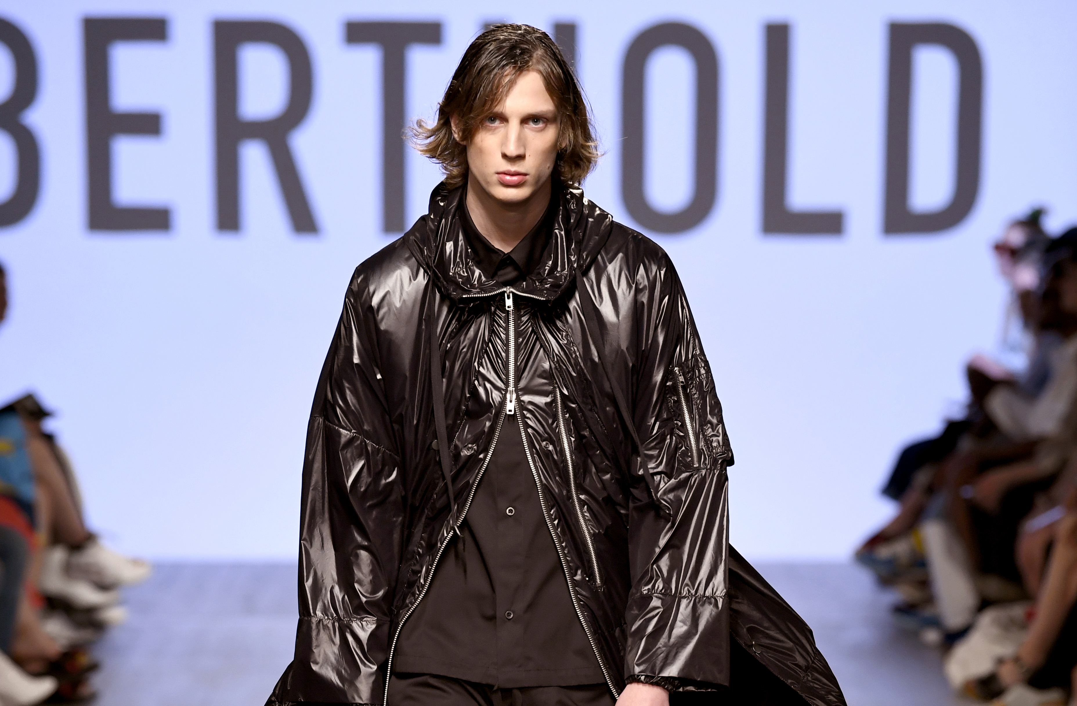 Berthold Spring Summer 2019  London Fashion Week   Fashion Week Online         2019  London Fashion Week  London      Men s