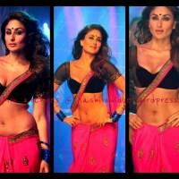 Bollywood Fashion Update: Designer Manish Malhotra Styles Kareena Kapoor for 'Halkat Jawani'