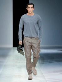 Emporio Armani Menswear SS14_2