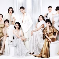 Vogue China celebrate the 10th anniversary with September issue