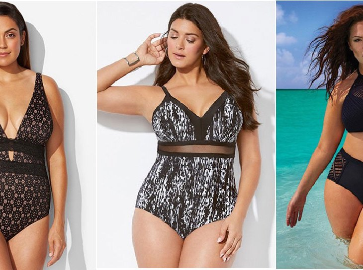 Trending Plus Size bathing suits for women