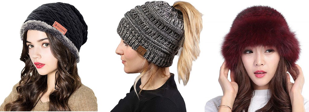 Top 10 Winter Hats and Beenie Caps For Women
