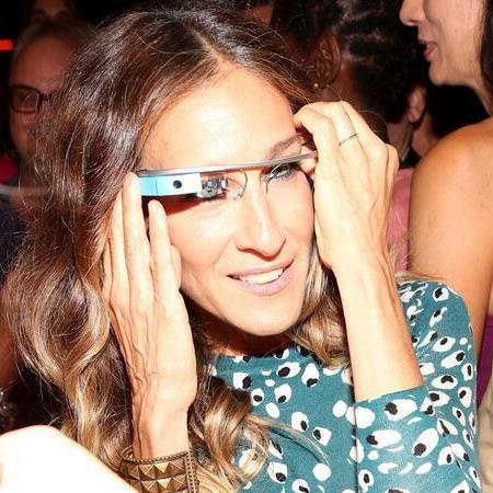 sarah-jessica-parker-google-glass
