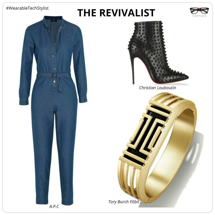 Styling Tory Burch Fitbit