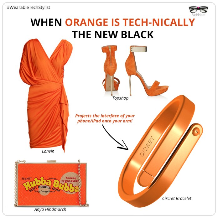 When Orange is Technically The New Black