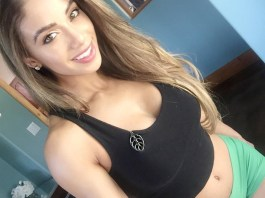 Popular fitness guru Lais Deleon gives fitness tracker Bella Beat Leaf the thumbs up