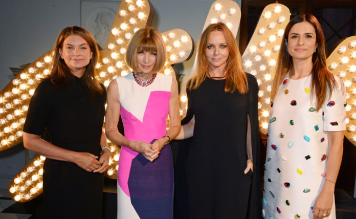 The 2014 Green Carpet Challenge, Hosted by Stella McCartney, Livia Firth, Anna Wintour, and Natalie Massenet