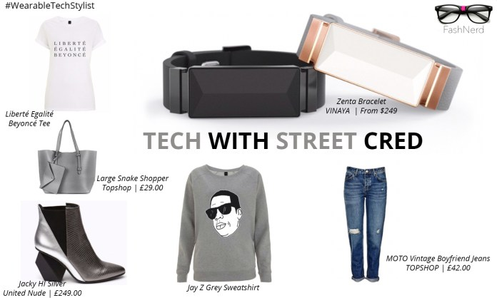 ZENTA, Wearable With Stylish Street Cred?
