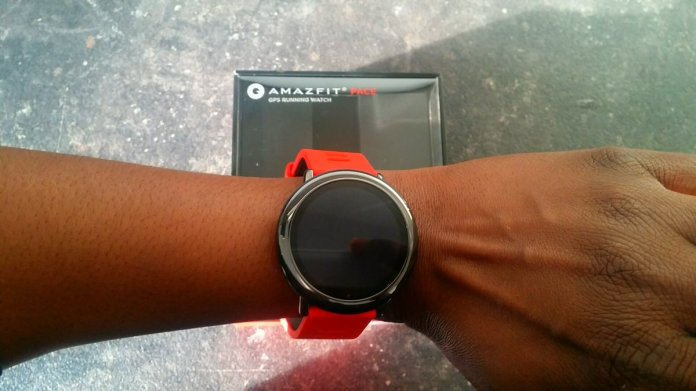 Amazfit Pace, Fluent in Style, Design and Seamless Technology [Review]