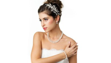 Photo of Eye catching collection of Pearl Jewellery For Your Wedding Ceremony