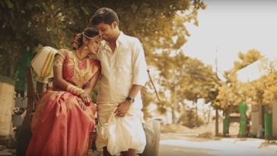 Photo of Sun Music VJ Diya Menon & Karthick Wedding Video