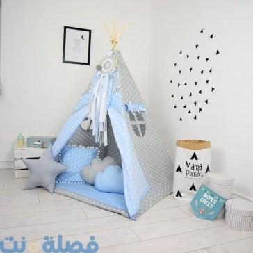 ديكورات غرف نوم أطفال