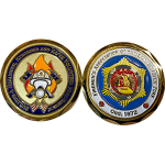 2018 Convention Challenge Coin