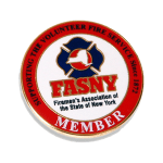 Jewelry – Membership Round Lapel Pin