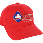 FASNY Golf Cap – Red