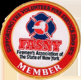 FASNY Member Patch