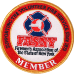 FASNY Member Patch