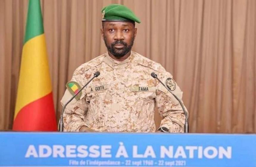 Sécurité, Refondation, ANR : L'appel du colonel Assimi Goïta à l'endroit du peuple et des partenaires du Mali