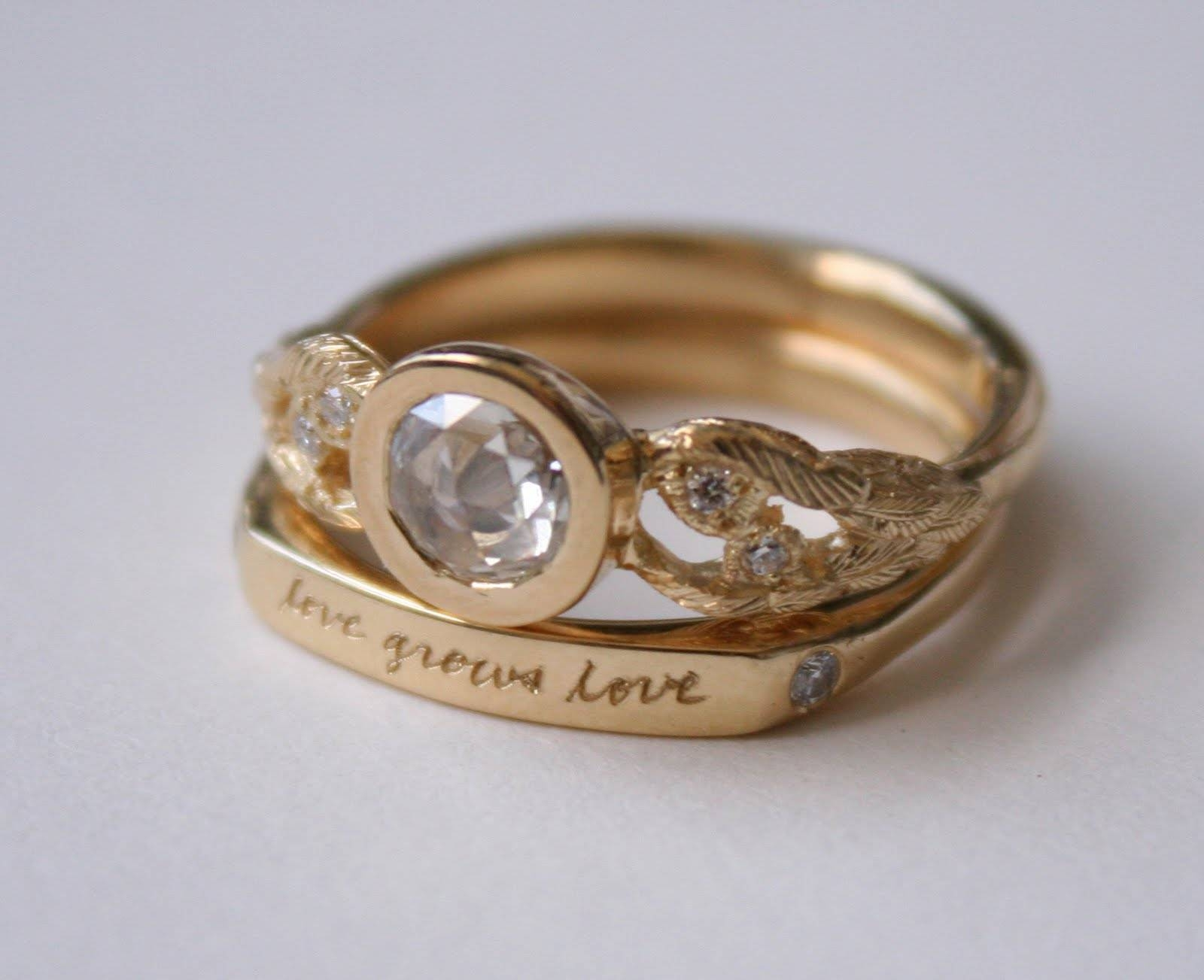 2018 Popular Unusual Wedding Rings Designs