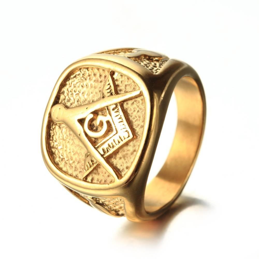 2018 Popular Masonic Wedding Bands
